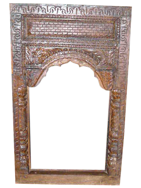 Indian antique frame indian decor india furniture indian for Mogul interior designs