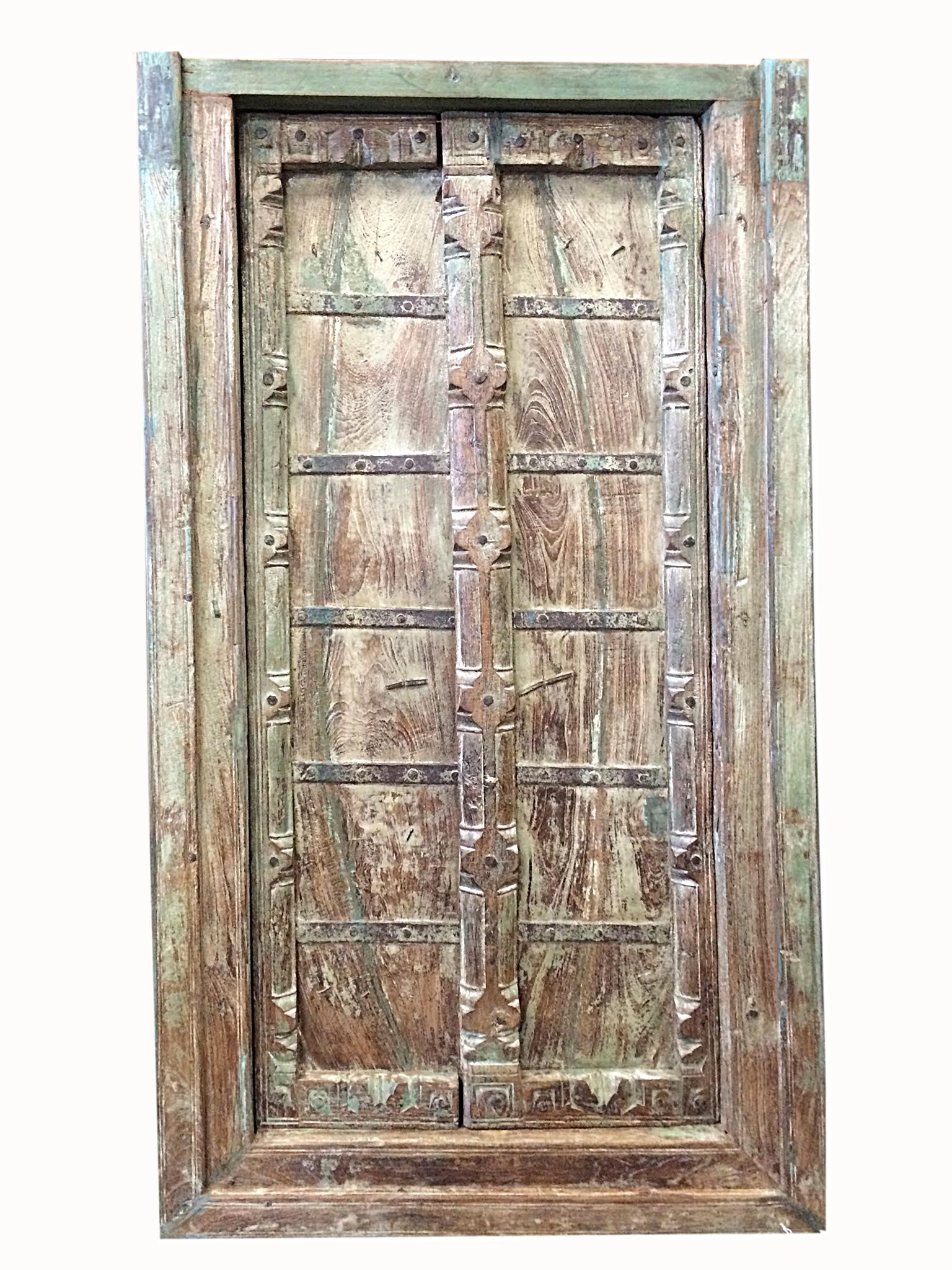 Antique Haveli Rajasthani Doors India Indian Decor India