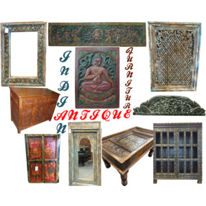 Collectibles indian decor india furniture indian bedding for Mogul interior designs